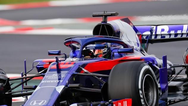 Toro Rosso блестят с двигателите на Honda