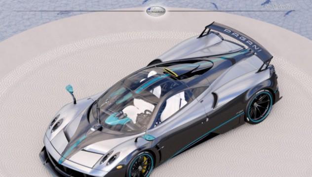 Pagani започва работа върху последния Huarya Coupe