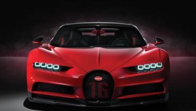 CEO на Bugatti: Не знам колко може да вдигне Chiron