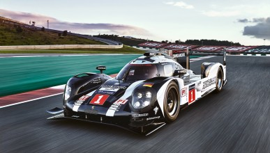 Porsche 919 Hybrid счупи рекорд на Хамилтън