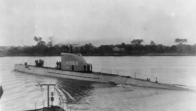 Къде е потънала последната немска подводница от ВСВ
