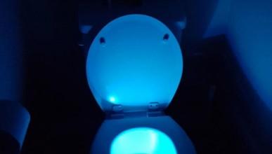 Тоалетна със специални ефекти