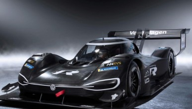 VW ID R ще покорява Pikes Peak