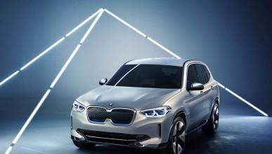 BMW iX3 е икономичният джип