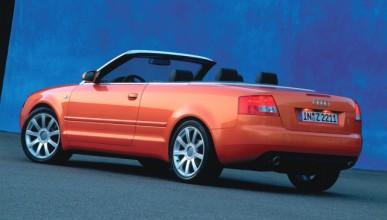 Audi A4 ще има нова кабрио версия