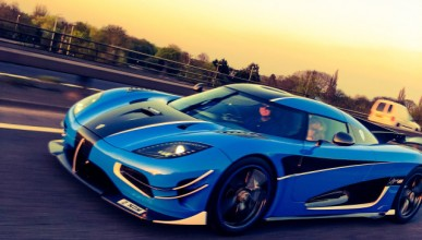 Agera RS чупи рекорди на къси разстояния