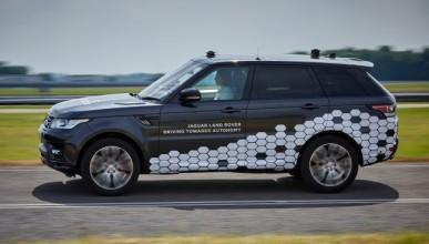 Land Rover и Jaguar дават очи на своите автомобили