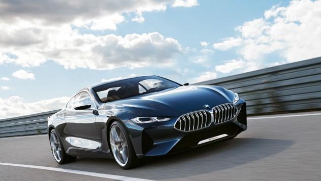 8-та серия на BMW дебютира в Льо Ман