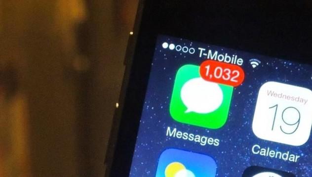 Жена изпратила 65 000 съобщения на мъж след първа среща