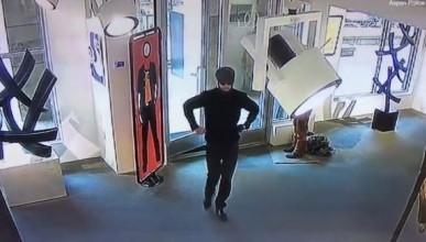Мъж пропътува 16 000 километра, за да намушка картина