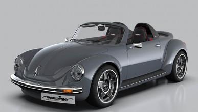 VW Beetle Roadster е возилото, което немските инженери трябваше да произведат