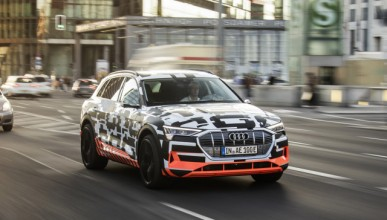 Audi предоставят дигитални помощници в автомобила