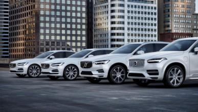 Volvo оставят дизеловите двигатели в миналото