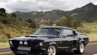 Ford и Shelby връщат GT500 от 67-а на поточната линия