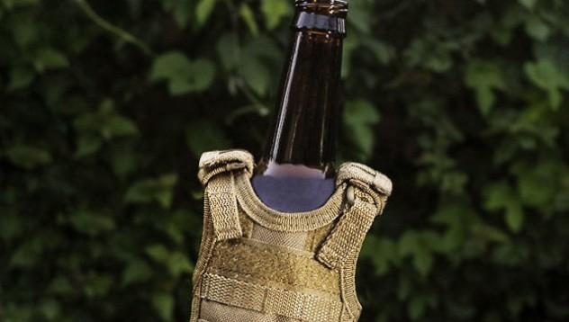 Защити бирата с тактически одежди