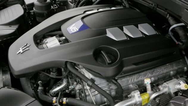 Maserati ще започне употребата на двигатели от Ferrari