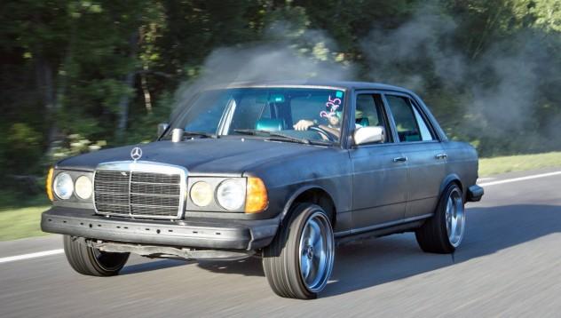 Daimler с 5 устройства за прикриване на вредни емисии