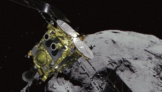 Японците се подготвят за експлозии на астероид