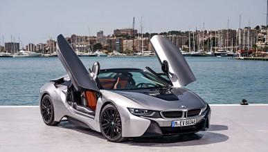 BMW i8 вече и без покрив