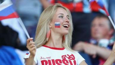Руският нежен футболен отбор