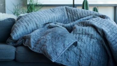 Пожелай си най-добрия сън с Gravity Blanket