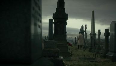 Гробището като пристан за влюбените без терен