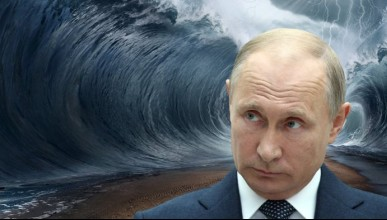 Русия разработва цунами за подводница