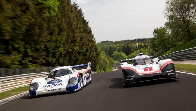 За пореден път Porsche чупят рекорд на Nurburgring