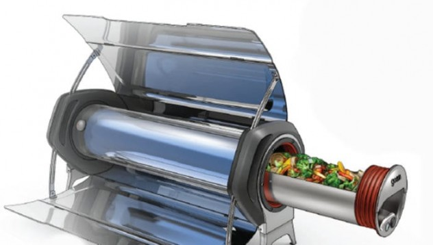 Слънчево барбекю за еколозите