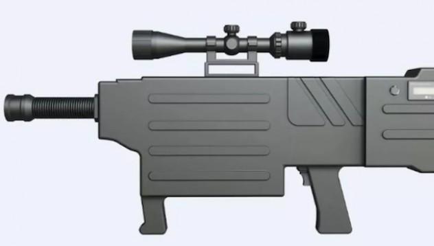 Китайци създадоха лазерна пушка!