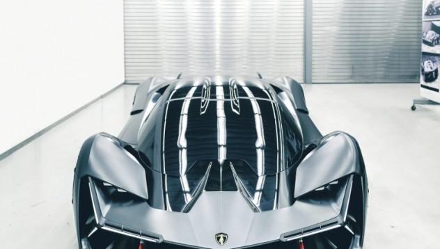 Lamborghini вече търси официални спонсори за Terzo Millennio