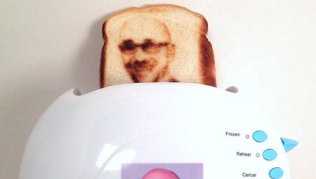 Селфи тостер за нарциси
