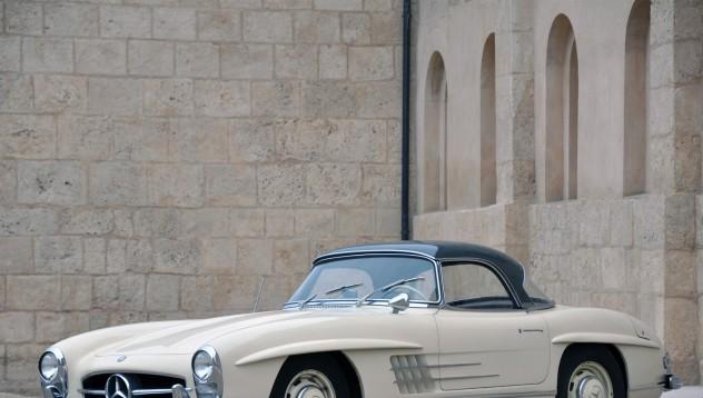 Някой плати 3.4 милиона долара за Benz от 63-а година