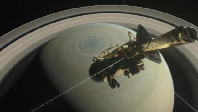 NASA пусна аудио запис от Сатурн