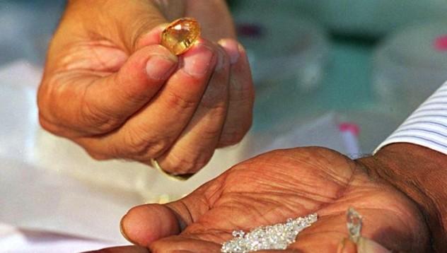 150 септилиона тона диаманти се крият под земната повърхност