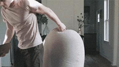 Гравитационен пуф