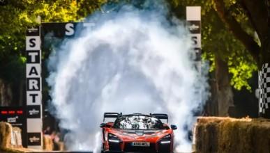 McLaren показаха красотата на Sena