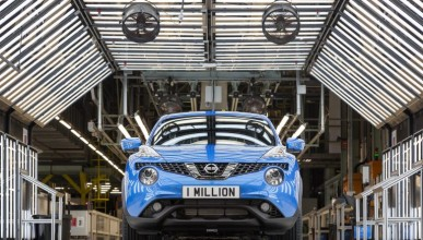 Nissan произведоха милионния Juke