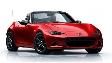 Mazda повишава мощността на Miata