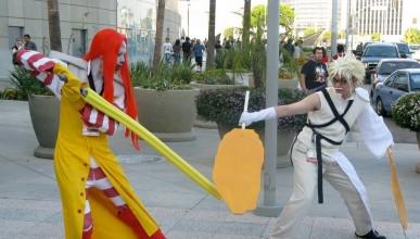 Жени премериха сили в McDonalds