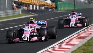 Force India с протекция от банкрут