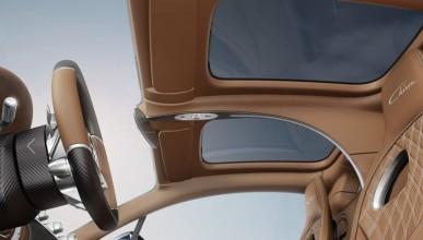 Bugatti дават поглед към света