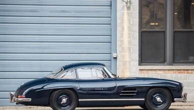 Откраднаха Mercedes 300 SL Gullwing за 1.9 милиона долара