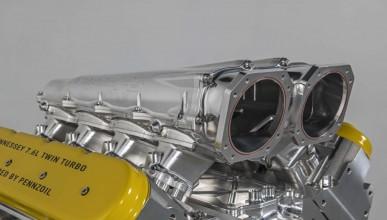 Hennessey представиха двигателя на Venom