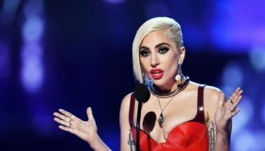 Лейди Гага се пусна гола