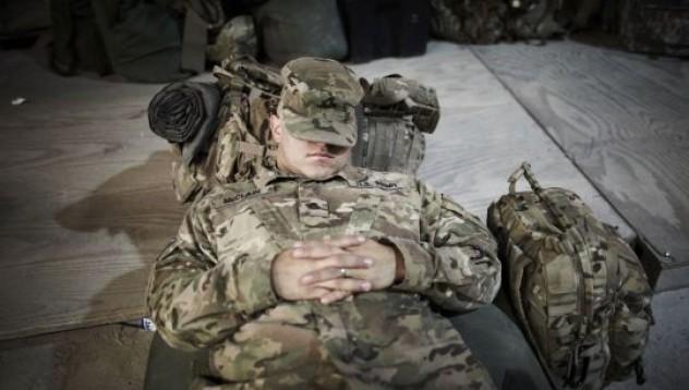 Военна практика за заспиване до 2 минути