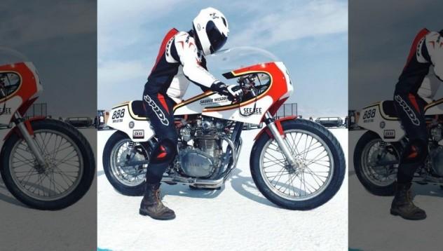 Мотор на водка счупи рекорд за скорост