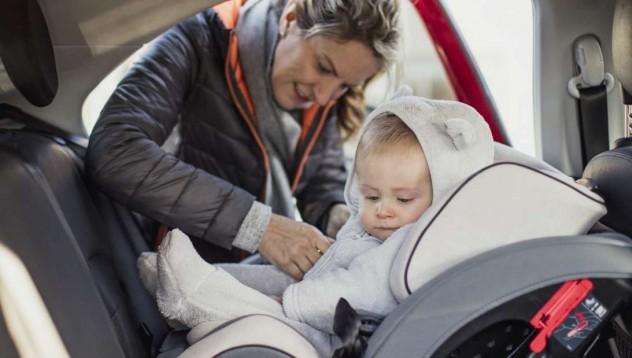 Нова препоръка за превозване на детето