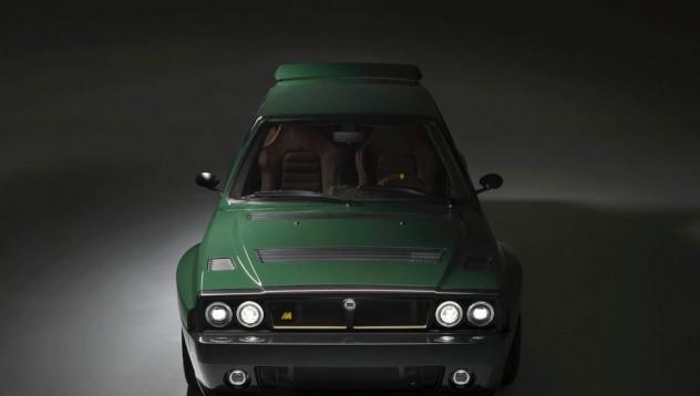 Lancia Delta Futurista е италианската мечта