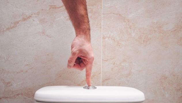 Кое е най-важното правило в тоалетната